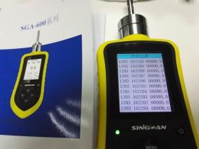 便携式三甲胺C3H9N浓度泄露报警器