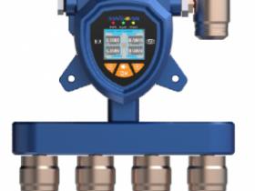 SGA-502/503/504-固定式隔爆型硫化氢多合一气体报警器