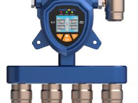 SGA-502/503/504-固定式隔爆型乙腈多合一气体报警器