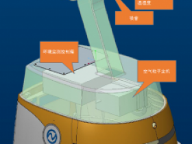 机器人气体监测有专用的VOC传感器吗