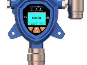 SGA-501-固定式隔爆型三氧化硫报警器