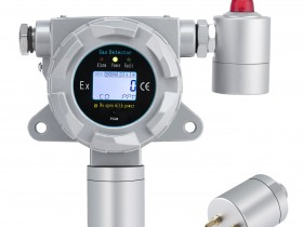 2020新款泵吸式臭气报警器精确臭气浓度OU值