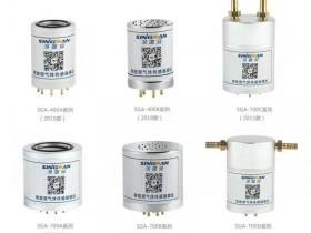 2019年升级款气体在线监测系统专用三氯亚磷气体传感器模组