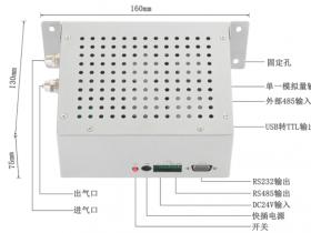 专供集成2020款厂界空气质量监测模块厂界大气监测智能盒厂界气体检测传感器