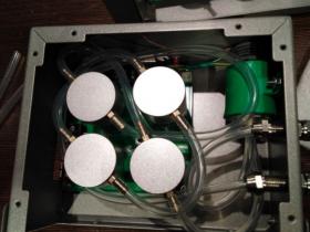 空气质量监测模块结构大气监测四参数智能盒大气检测模块选型