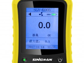 天津便携式异味气体报警器-主动吸入式异味检测仪