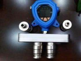带手机APP的双探头VOC报警器-深国安双通道VOC气体检测仪
