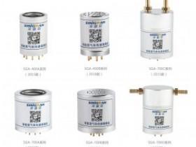 工业污染源甲醛气体传感器模块