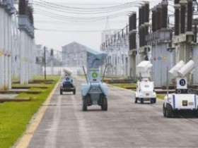 智能巡检机器人专用六氟化硫泄露传感器模块-垃圾发电厂SF6巡检传感器