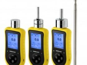 垃圾厂治理巡检式VOC气体报警器