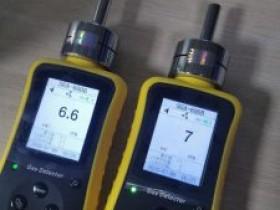 石化厂便携型TVOC气体报警器