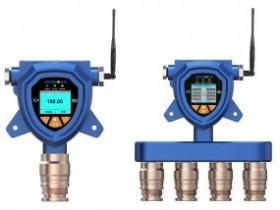 企业保驾航无线型氮氧化物气体报警器-无线NOX探测器-GPRS无线NOX检测仪平台上传