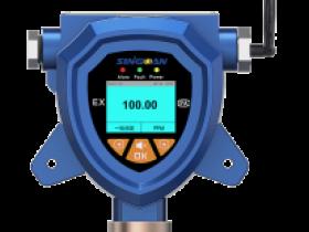 石油化工厂无线型可燃气体检测仪
