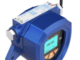 无线传输二氧化硫气体报警器