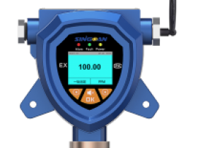 无线智能VOC气体探测器-深国安无线远传VOC在线监测系统