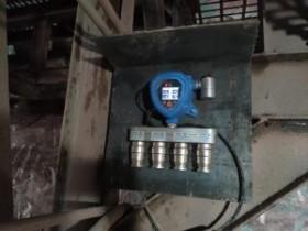 VOC四合一气体报警器能检测哪几种气体?