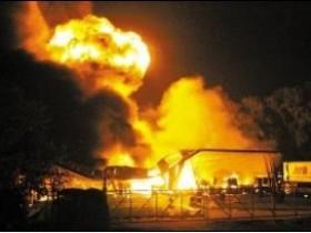 可燃气体引起爆炸的条件及配备深国安可燃气体报警器的重要性