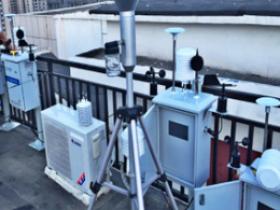网格化大气监测设备带CCEP认证