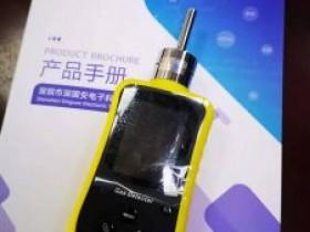 福建手持式溴甲烷残留检测仪的特点