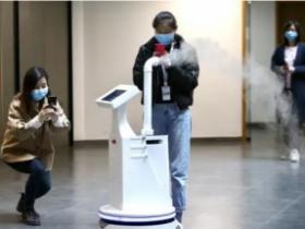 消毒机器人配套过氧化氢消毒传感器-防疫机器人内置过氧化氢气体模块