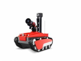 消防气体探测机器人内置易燃气体传感器模块-防爆可燃气体传感器模组