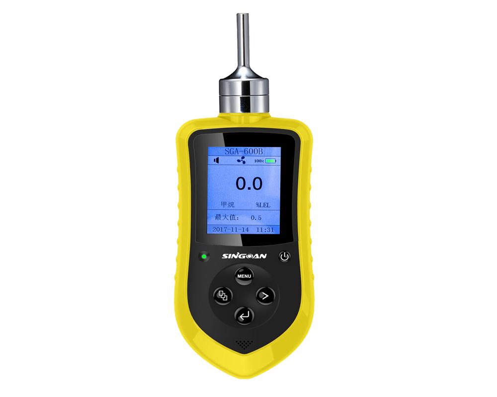 泵吸式戊二醛气体报警器