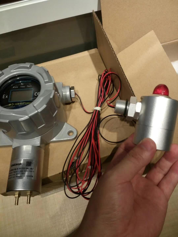 化工厂生产车间用的VOC气体报警器怎么选?