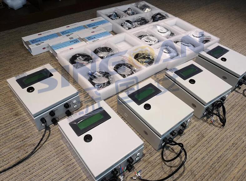 AGV工业机器人巡检专用智能型气体传感器模组