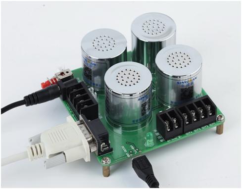 氰化氢传感器数字信号