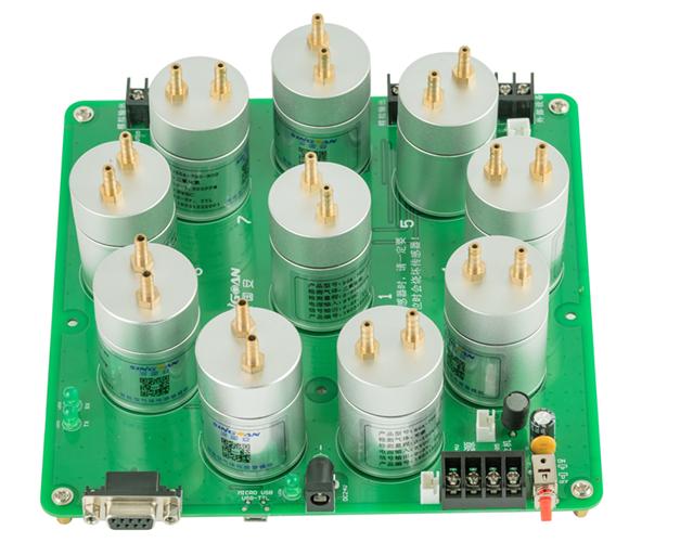 烟气排放监测智能盒
