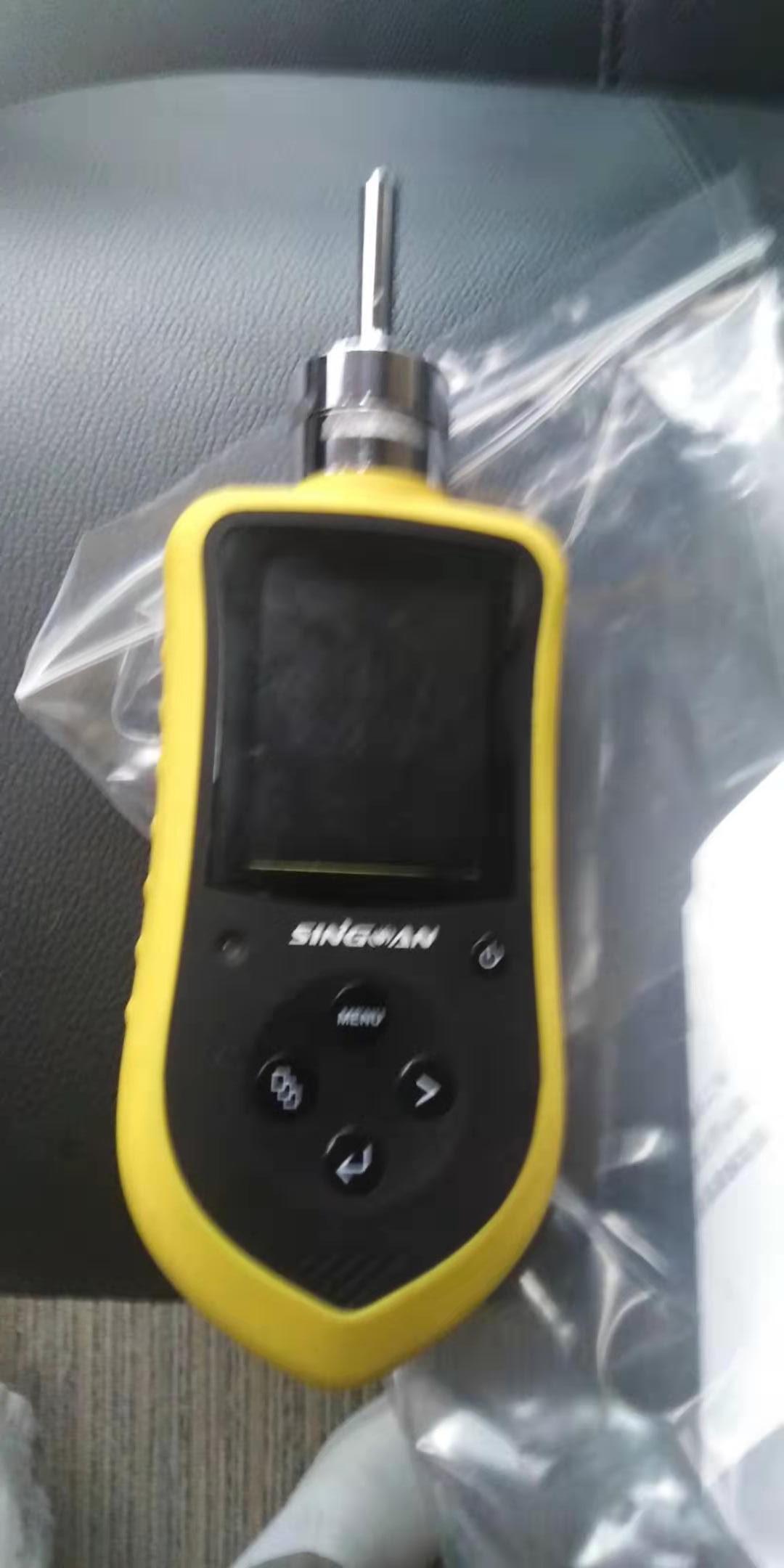 深国安出货给某化工厂便携手持式丙烯醛气体报警器