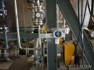 深国安可燃气体报警器/检测仪的安装使用方法