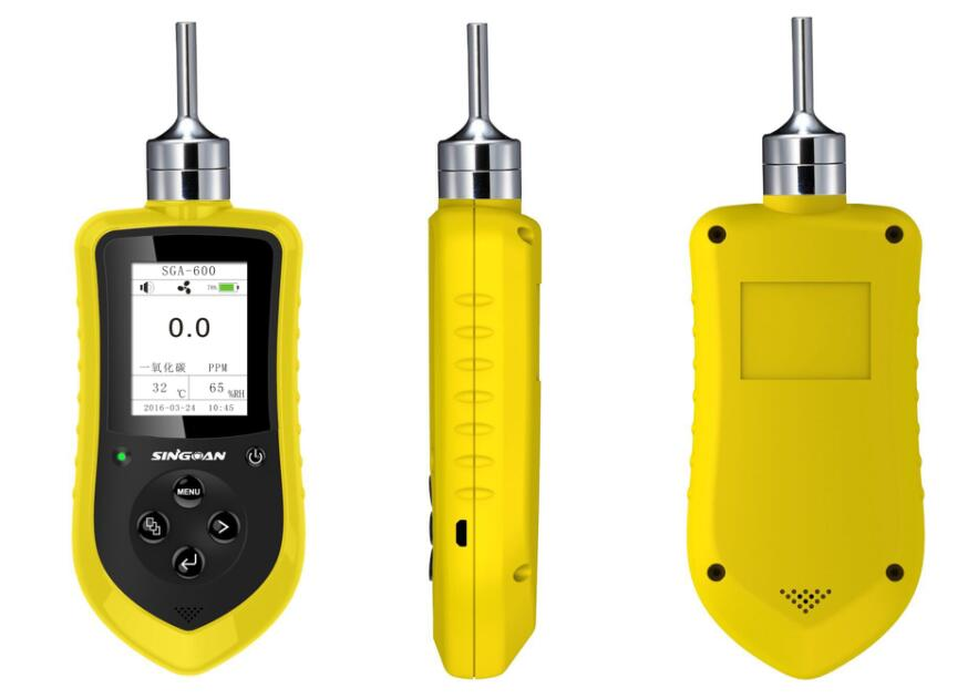 便携式二氯甲烷报警器仪器开机后数值波动大是怎么回事