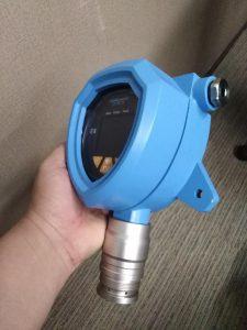 如何使用便携式间甲酚气体报警器?