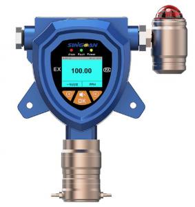如何安装异丙醇气体报警器