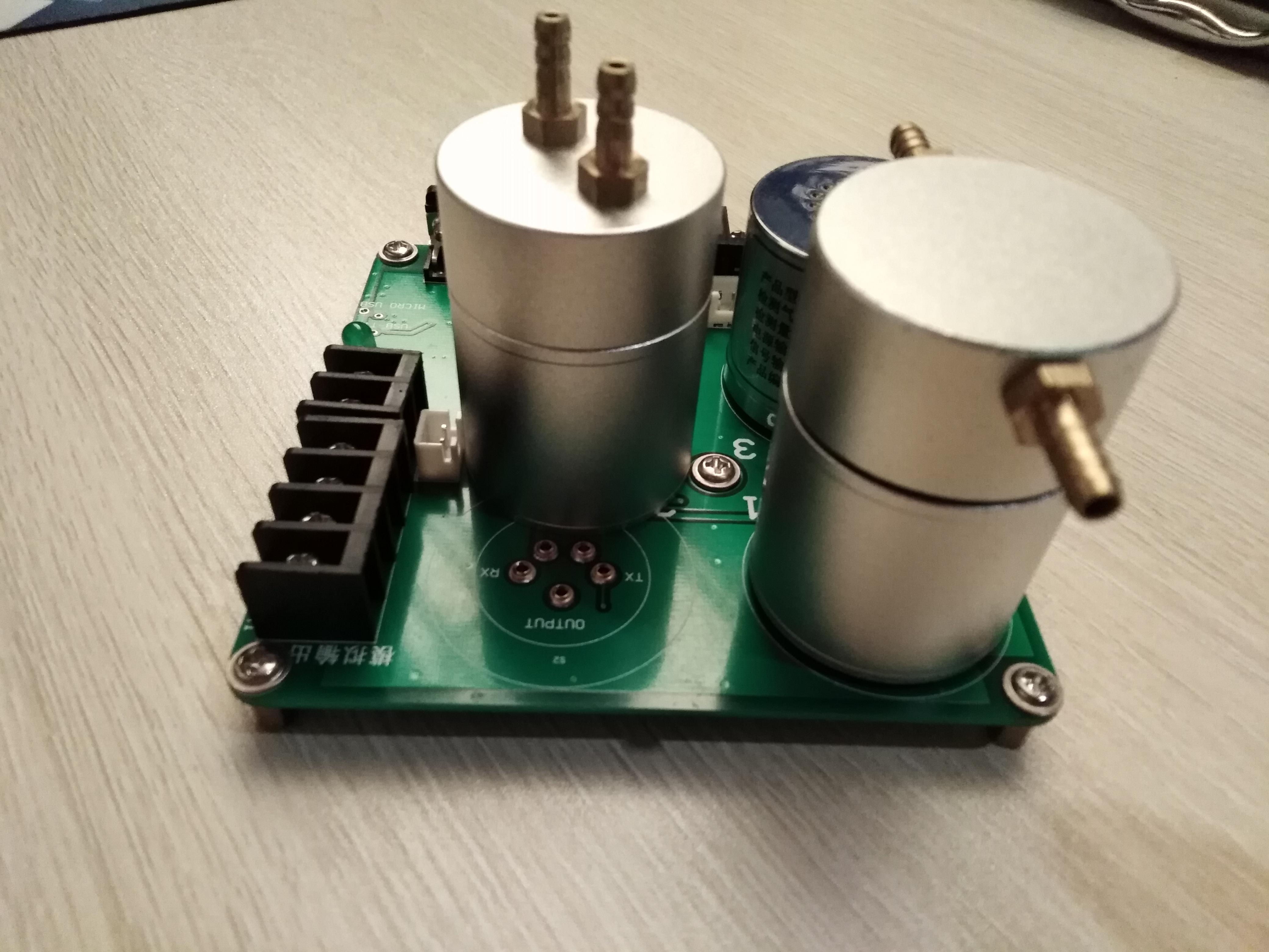 2020款进口二氧化氯气体传感器模块气体监测系统集成专用