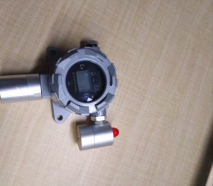 深国安出货四溴化碳气体报警器到上海某环保公司