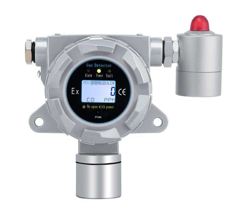2020款在线防爆式壁挂式安装泵吸式三氧化硫气体报警器顺丰包邮