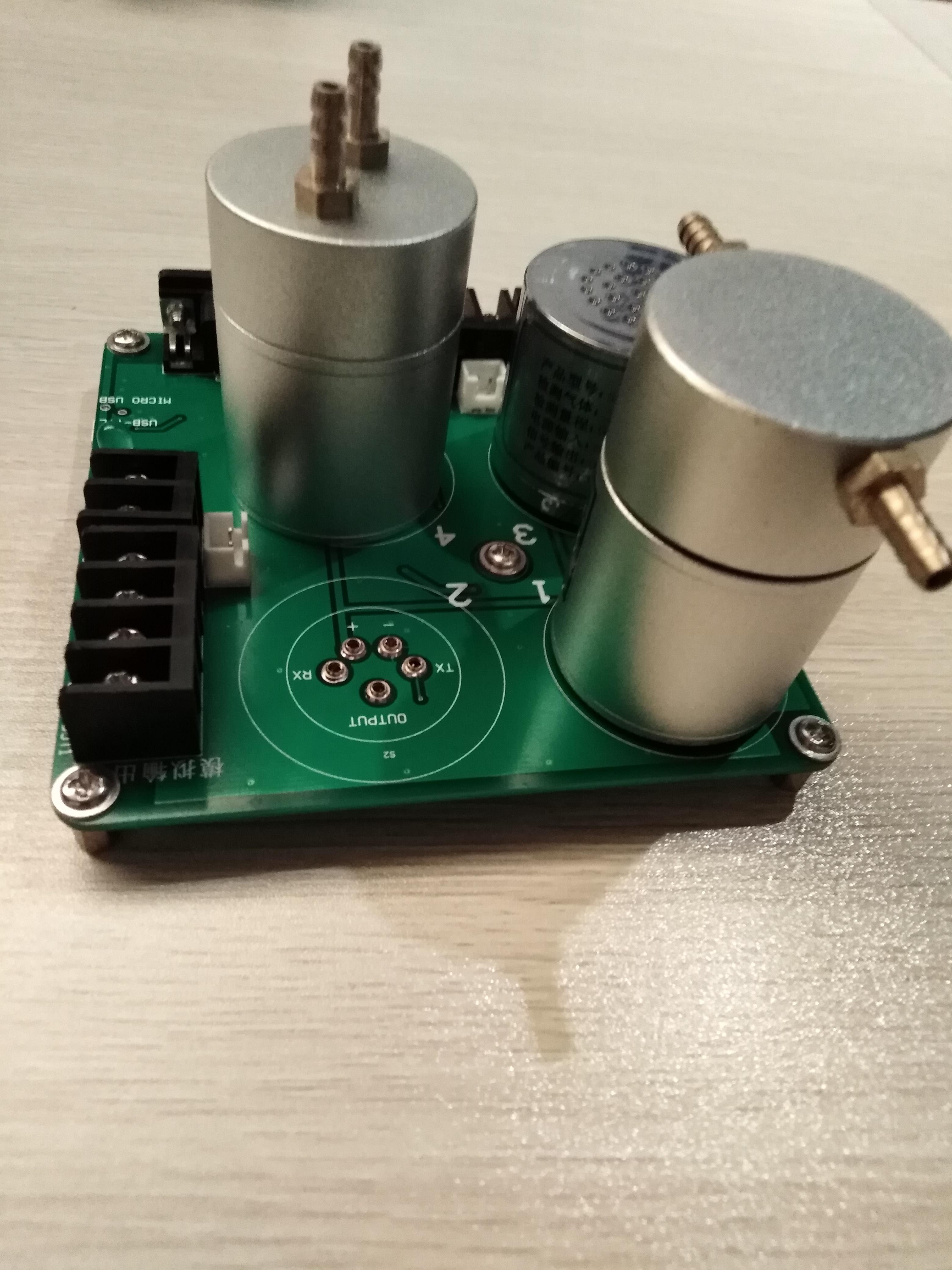 甲醇在线监测系统专用甲醇气体模块2018款甲醇传感器升级了