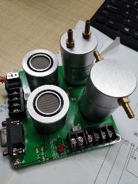 新款化工厂污染源VOC监测四参数智能盒VOC在线监测系统VOC检测仪