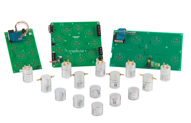 2020年新款SGA-400/700系列VOC气体传感器模组模块