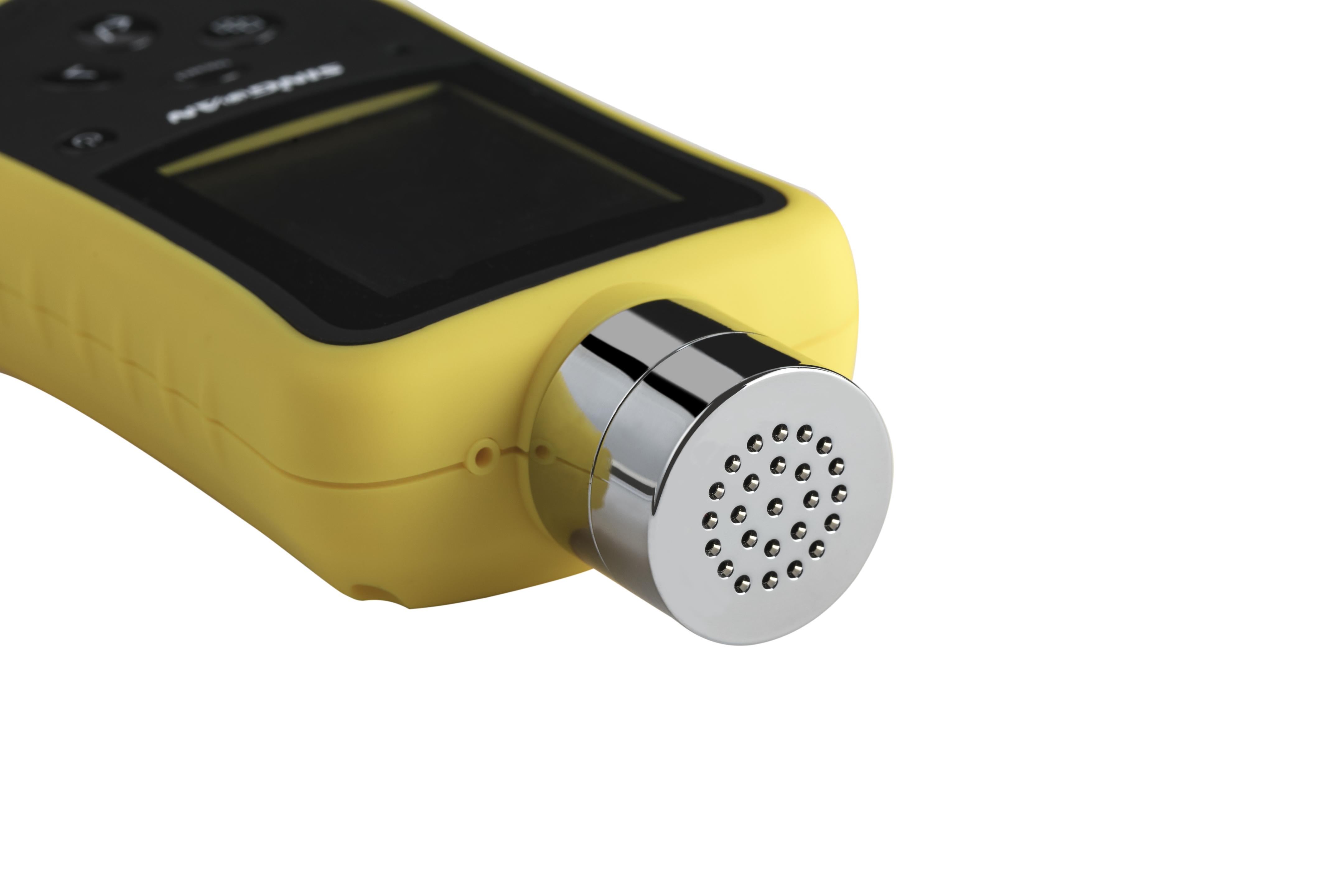 声光振三重报警甲醇气体检测仪2019款促销出厂价手持甲醇气体报警器