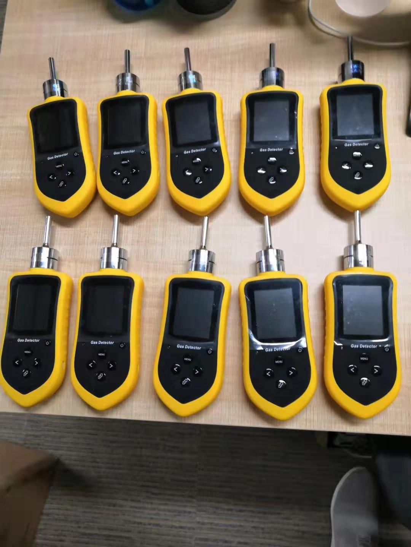 可存储数据款手持式泵吸式延长杆式氯化氢报警器氯化氢气体泄漏检测设备厂家直销