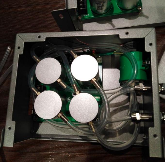 污染源气体监测智能盒化工厂污染源监测模块大气高精度传感器检测模块