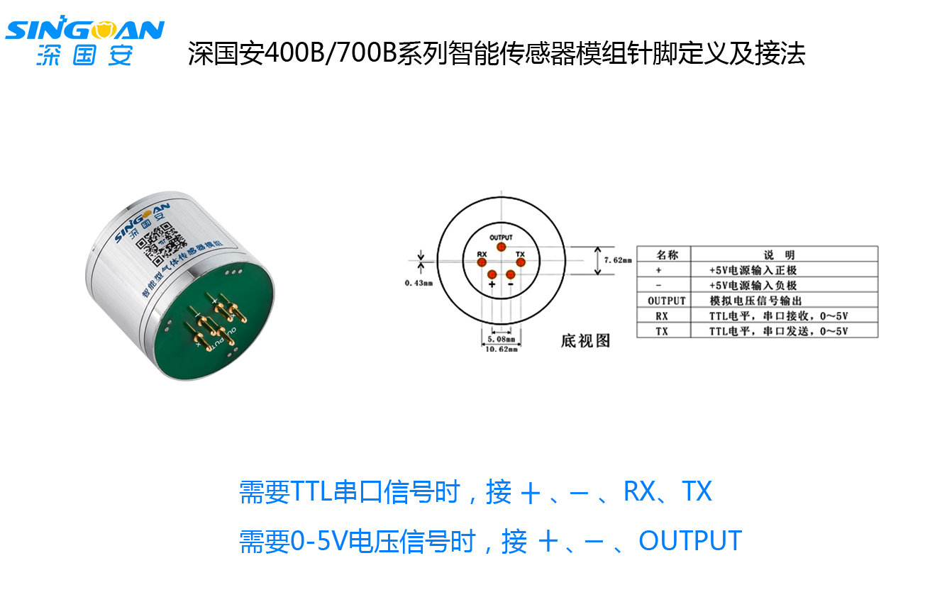 瓜果催熟行业专用二氧化碳传感器模块-二氧化碳检测模块限时测试价