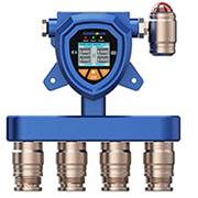 石化厂固定式环戊烷气体报警器-隔爆型环戊烷气体检测仪-环戊烷气体在线监测系统