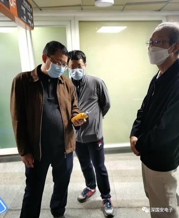 出货广州医大第一附属医院便携式ppb极甲醛气体报警器-高精度甲醛检测仪深国安热销