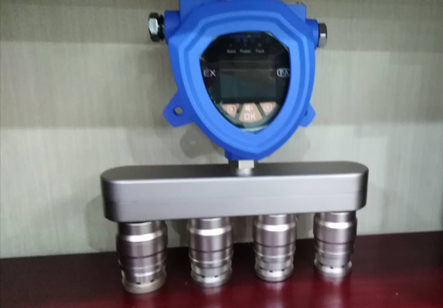 SGA在线快速式二氧化硫混合气体报警器