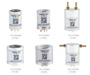 兰州坑道机器人氨气检测信号采集模块-串口输出氨气传感器品牌厂家