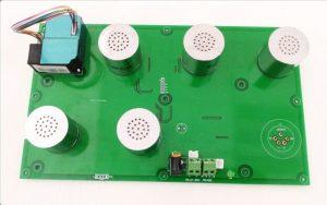 车间巡检机器人专用智能氯化氢传感器-机器人用HCL传感器模块优化升级了